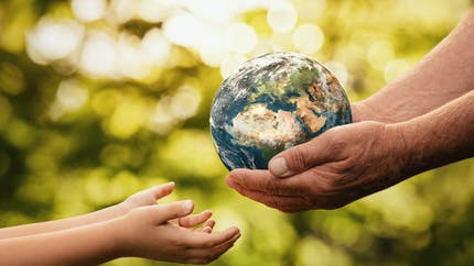 Comment parler du réchauffement climatique aux enfants?