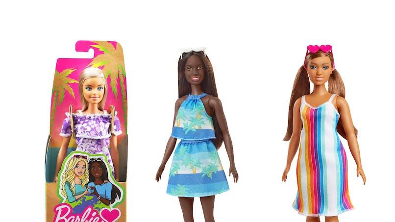 Dès 3 ans - Barbie aime les océans