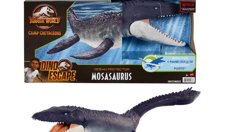 Dès 4 ans - Le Mosasaurus