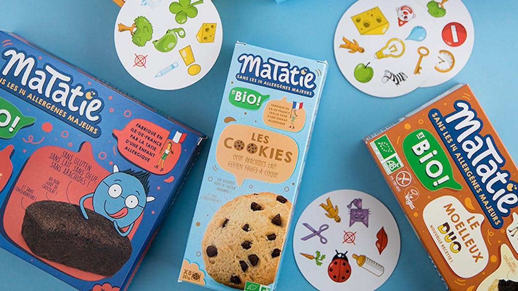 Le goûter gourmand pour les enfants allergiques