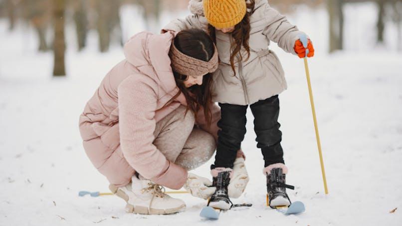 ski famille hiver 2021/22