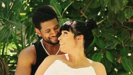 Usher papa pour la 4ème fois : un bébé au prénom très original