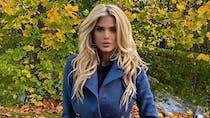 Victoria Silvstedt, mannequin, révèle avoir été victime d'agressions sexuelles