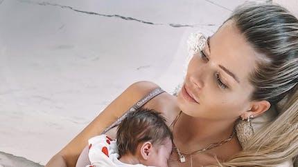 Jessica Thivenin montre enfin le visage de sa petite Leewane !