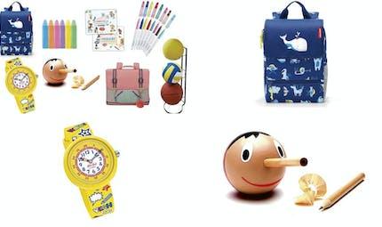 Kids : notre shopping pour une rentrée à fond !