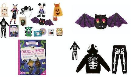 Halloween : notre shopping 100 % mort de peur !