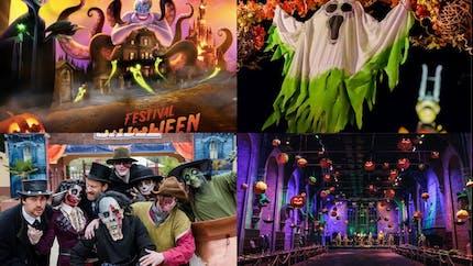 Le top des sorties en famille pour Halloween !