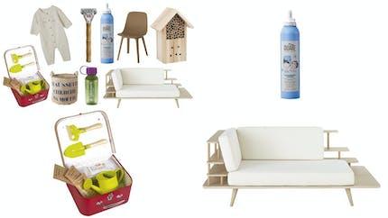 Shopping : cosméto, meubles, déco… on veut du Green !