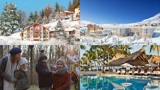 Hiver 2019/2020 : les hôtels et clubs qui chouchoutent les familles