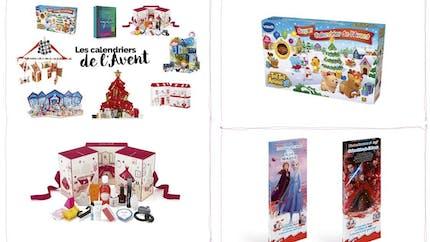 Noël 2019 : les plus beaux calendriers de l'Avent