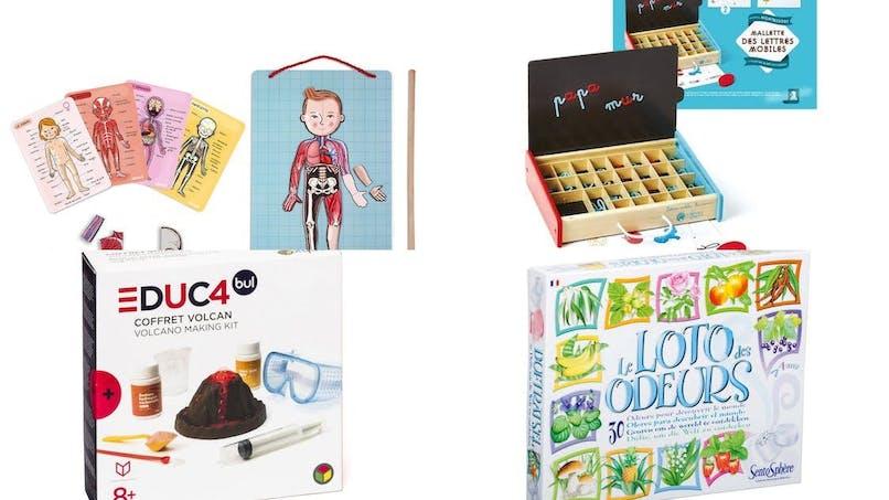 Le top des jouets éducatifs pour Noël