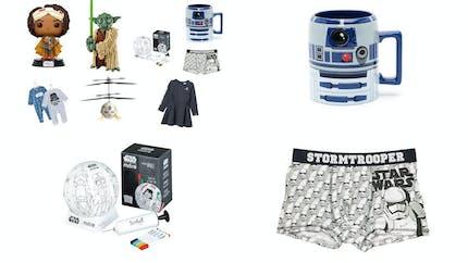 Cadeaux, déco… : Star Wars à gogo !