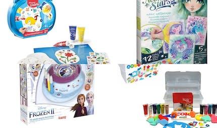 Le top des jeux de peinture pour enfants !