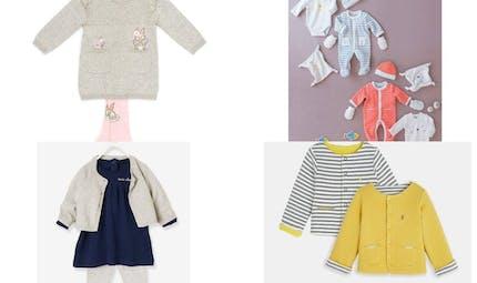 Soldes 2020 : les meilleures affaires Mode, Puériculture et Jouets pour bébé