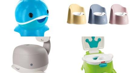 Quel pot choisir pour votre enfant ? Notre sélection de pots jolis et pratiques !