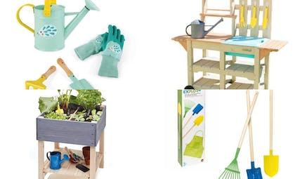 C'est le printemps : les essentiels pour jardiner avec son enfant !