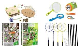 Shopping : le top des jeux d'extérieur pour les enfants