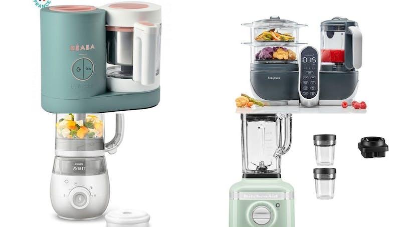 Quel robot ménager choisir pour cuisiner pour bébé et toute la famille ?