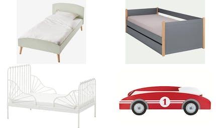 Chambres d'enfant : le top des lits de grand