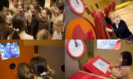 La Cité des enfants : parcours à travers les animations