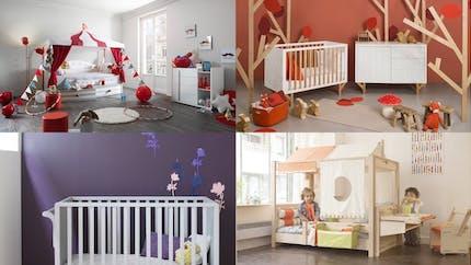Déco chambre d'enfants : les lits à thème
