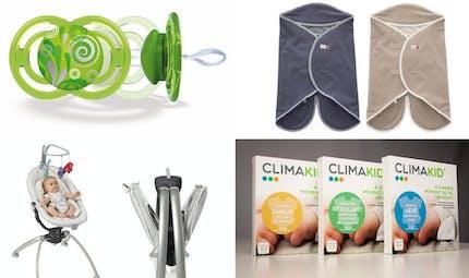 Produits pour bébé : les dernières innovations