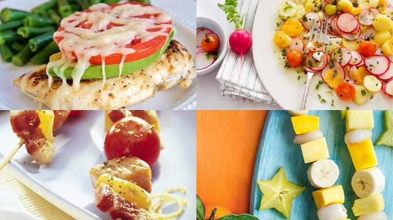 20 idées de recettes légères et express pour bien nourrir  son enfant
