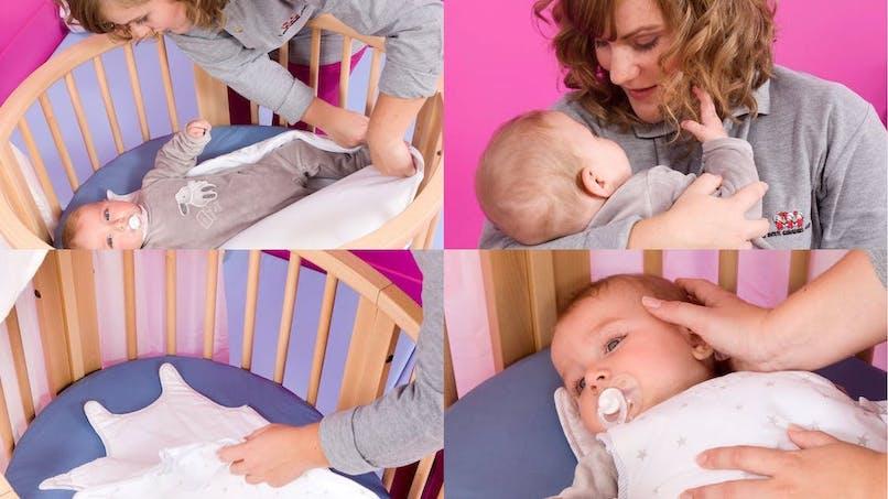Coucher son bébé
