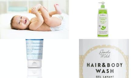 Cosméto bébé : je veux des produits sains pour mon bébé!