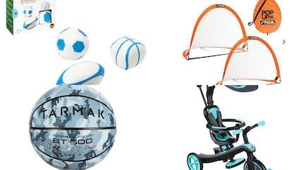 Le sport à la maison ou en extérieur : notre sélection shopping pour toute la famille