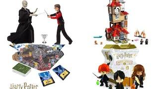 Harry Potter : les nouveaux jeux et jouets 2020