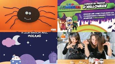Halloween : 5 idées pour faire la fête à la maison
