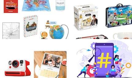Programme pour les vacances de Noël 2020 : 10 cadeaux qui ne se déballent pas !