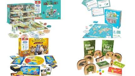 Comment éveiller les enfants à la préservation de l'environnement :  le top des jeux éducatifs sur l'écologie.