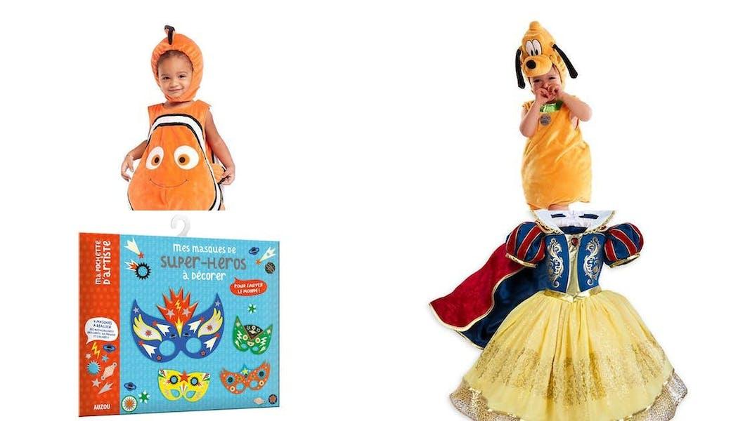 Mardi gras 2021 : le top des déguisements pour enfants !