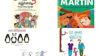 #Inclusion Comment accompagner nos enfants dans l'acceptation de la différence ?