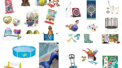 6 activités pour jouer en plein air avec les enfants