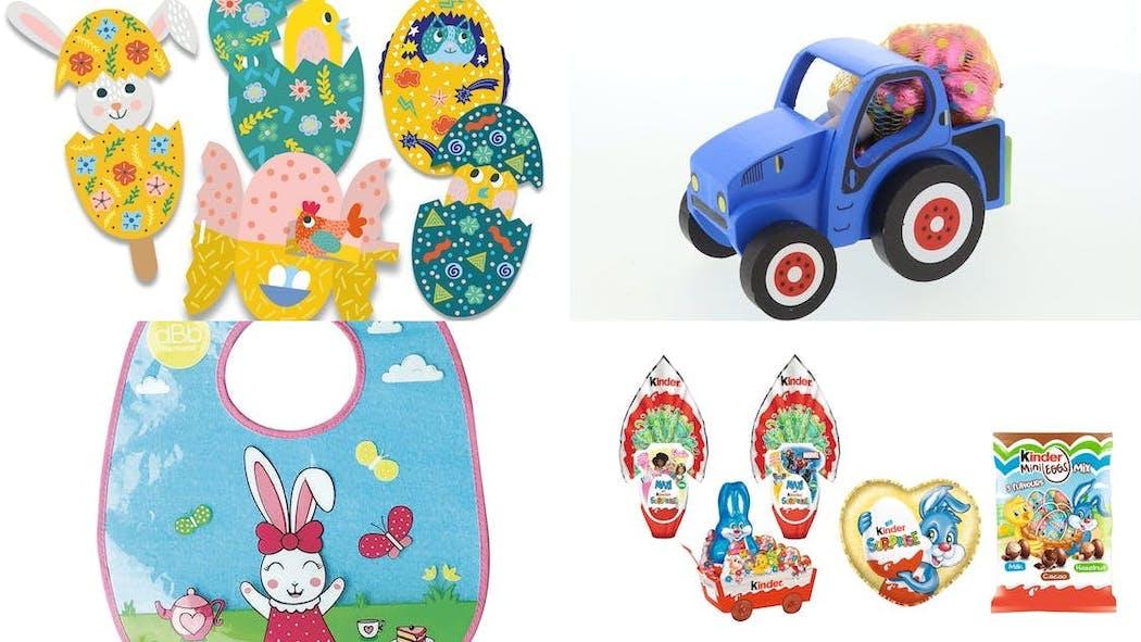 Shopping : oh les beaux cadeaux de Pâques !