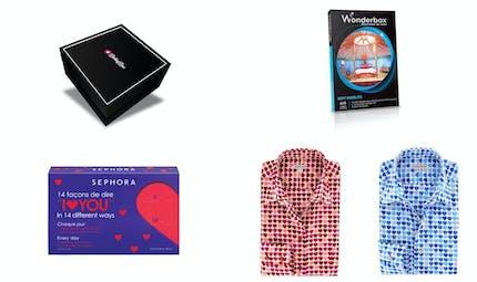 Saint-Valentin : 20 cadeaux spécial couple