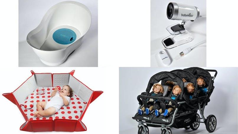 Prix de l'innovation 2014 : les produits de puériculture   récompensés au salon de Cologne