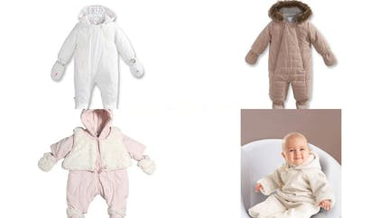 Un manteau bien chaud pour Bébé