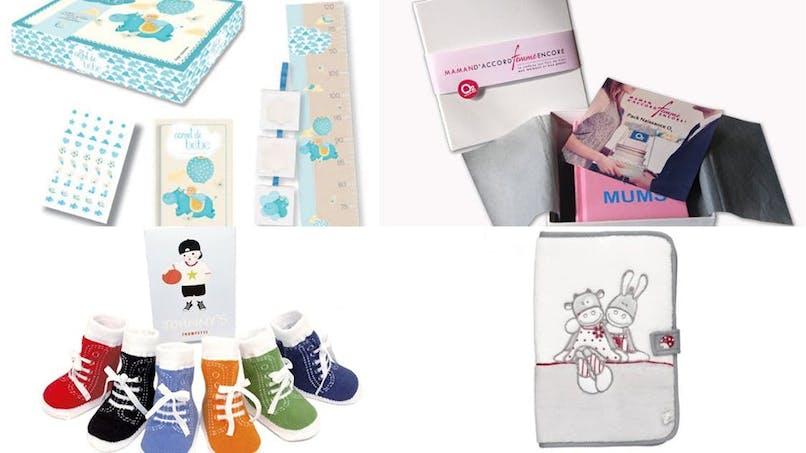 Quel cadeau original choisir pour une naissance ?