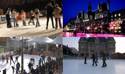 Notre sélection de 11 patinoires partout en France