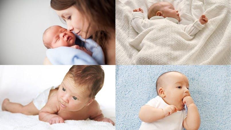 0-1 an : tous les progrès de votre enfant
