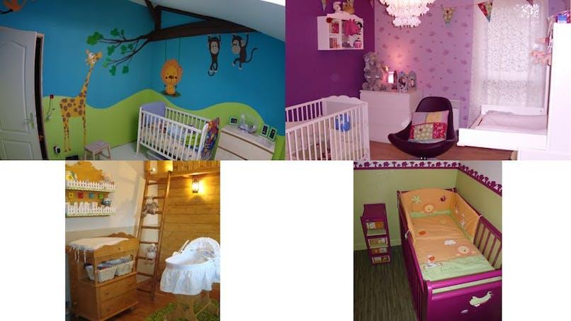 Concours photo « La chambre de Bébé » : les 10   gagnants