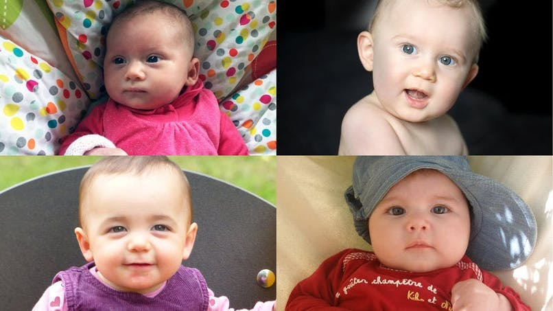 Les bébés stars