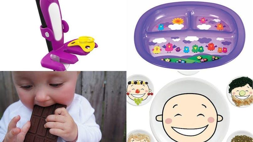Les produits décalés pour bébés