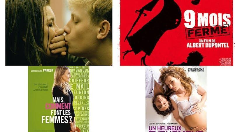 Les films sur la maternité