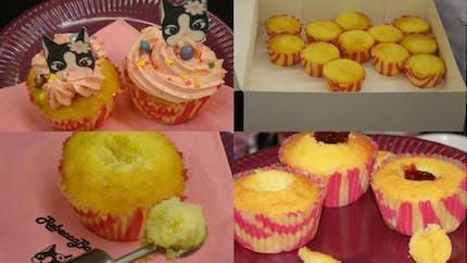 Recettes de cupcakes