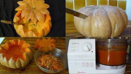 Recette d'Halloween : soupe des sorcières